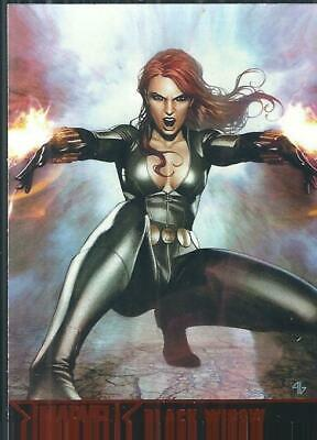 Black Widow 2012 Marvel Trading Card  • 1.47£