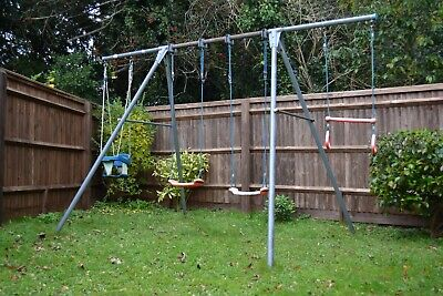 TP Metal Double Swing Set  • 30£