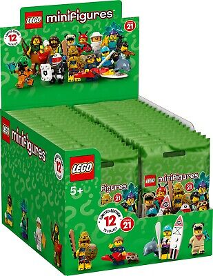 Lego 71029 Series 21 Minifigures Complete Box Of 36 - Sealed • 116.99£