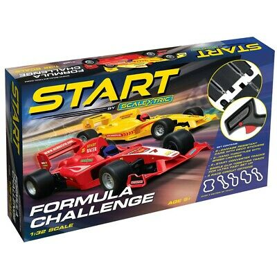 Scalextric Formula Challenge C1408, Toys & Games, Brand New • 35£