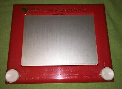 USED Vintage Mattel Etch A Sketch From 2004  • 18.99£
