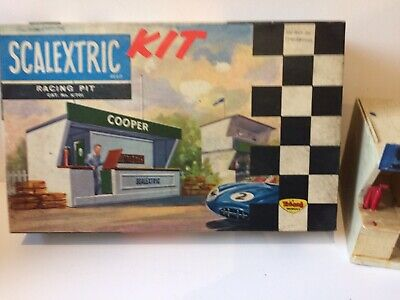 Vintage Triang Scalextric Building • 9.99£