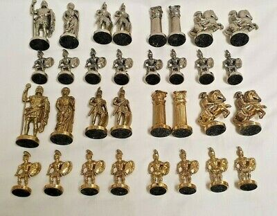Roman Figurine Weighted Chess Pieces • 13.50£