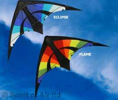 Viper Eclipse Stunt Kite By Spirit Of Air 212cm Wingspan • 120£