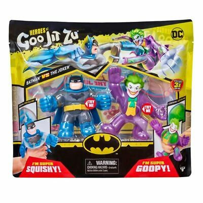 Heroes Of Goo Jit Zu DC Heroes Versus Pack - Batman Vs Joker • 24.99£