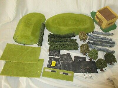Age Of Sigmar Warhammer Terrain Scenery Trees Forest Hedges Hills Walls • 55£