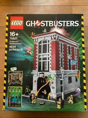LEGO Ghostbusters Firehouse Headquarters (75827) • 200£
