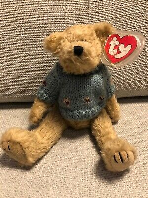 Ty Attic Treasure Bear Skylar. With Tag Excellent Condition  • 3£