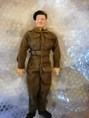 1/6 Dragon ( I Presume) Figure. Field Marshal Montgomery. Pre Owned, No Box • 25£