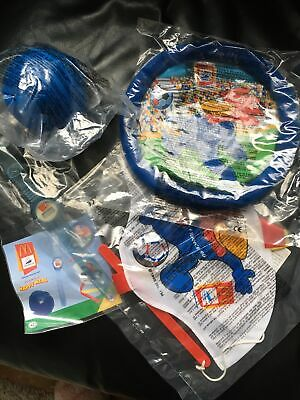 Mcdonalds Vintage  World Cup 1998 Full Set Of Toys X 4 Mib • 4.99£