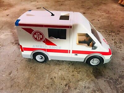 Playmobil Toy Ambulance - Kids / Childrens  • 5.50£