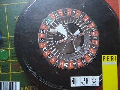 Roulette Made By Peri Spiele Great Christmas Fun • 9.99£