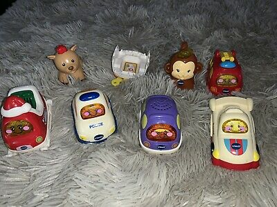Vtech Toot Toot Cars Bundle  • 5.50£