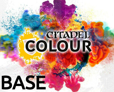 Citadel Colour | Age Of Sigmar Paint | Warhammer 40k Paint | BASE • 3.75£