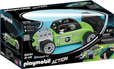NEW Playmobil 9091 Action RC Roadster BRAND NEW • 29.99£