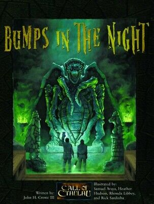 Call Of Cthulhu RPG  - Bumps In The Night • 34£