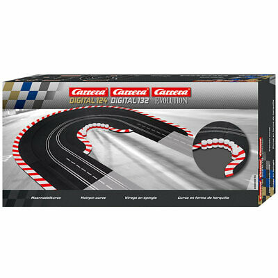 CARRERA 20613  Hairpin Curve - Track • 89.72£