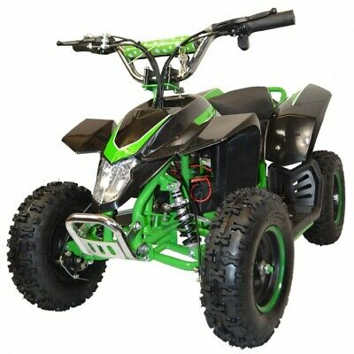 Zipper Z20 500w Kids Electric Quad Atv (green) • 378.07£