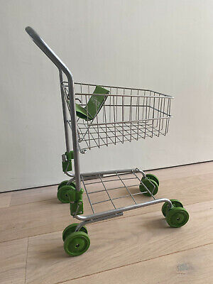 Childs Waitrose Shopping Trolley Toy - Great Gift Age 3 + • 10£