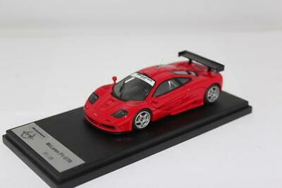 Auto Barn 1/43 McLaren F1 GTR Red - Limited Edition 07/25 • 36£