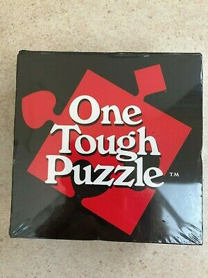 One Tough Puzzle - 9 Piece Jigsaw – Brain Teaser - Brand New And Sealed • 5£