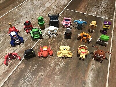 20 X Transformers Botbots Bundle - Immaculate Condition! • 20£